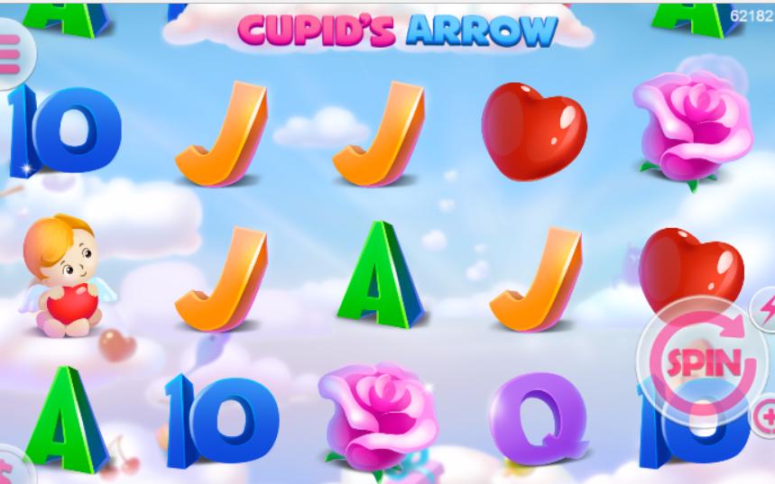 Cupid's Arrow Slot Machine