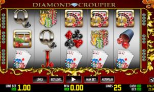 Giochi SlotDiamond CroupierOnline Gratis