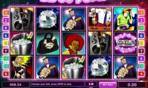 Giochi SlotDisco FeverOnline Gratis