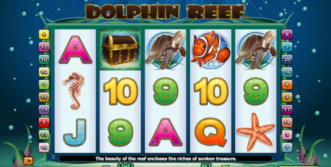 Dolphin ReefGiochi Slot Machine Online Gratis