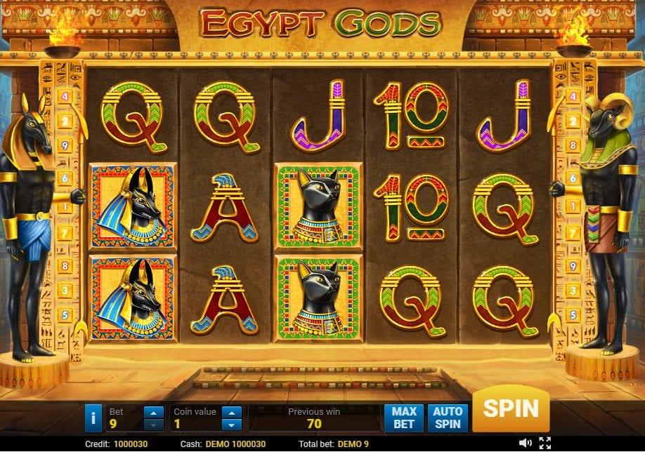 Slot Machine Gratis Egypt