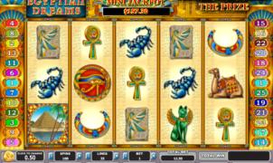 Slot MachineEgyptian DreamsGratis Online