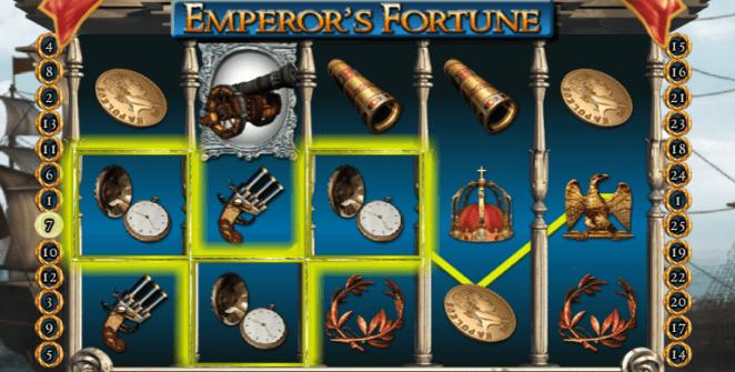 Emperors FortuneSlot Machine Online Gratis