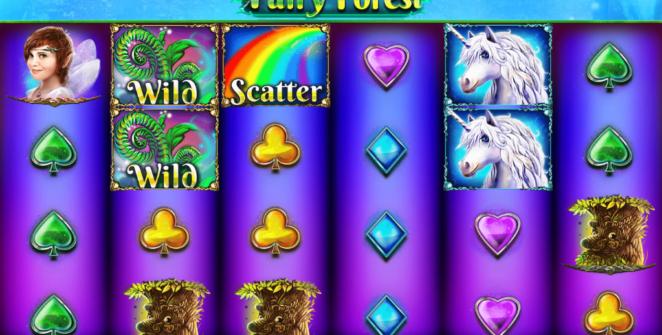 Giochi SlotFairy ForestOnline Gratis