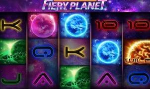 Fiery PlanetSlot Machine Online Gratis