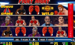 Fight NightGiochi Slot Machine Online Gratis