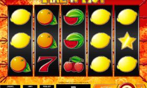 Slot MachineFire and HotGratis Online