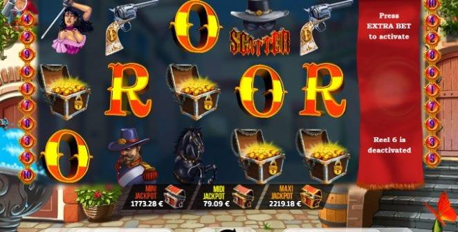 Forro Slot Machine Online Gratis