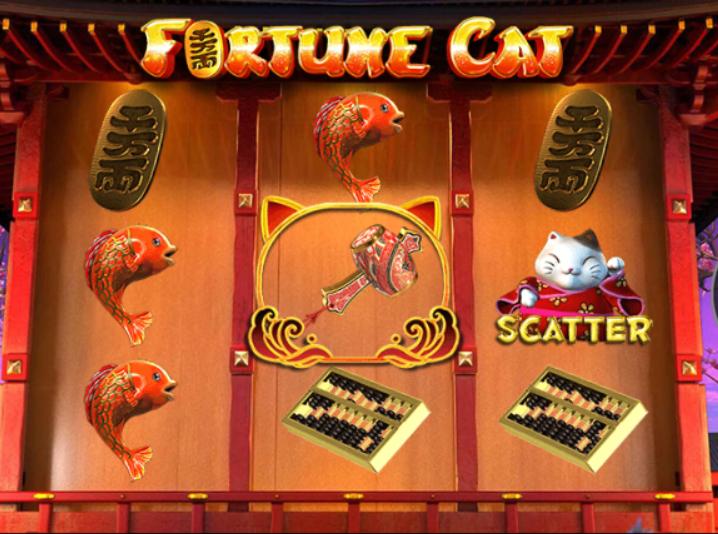 Fortune Cat Slot Machine