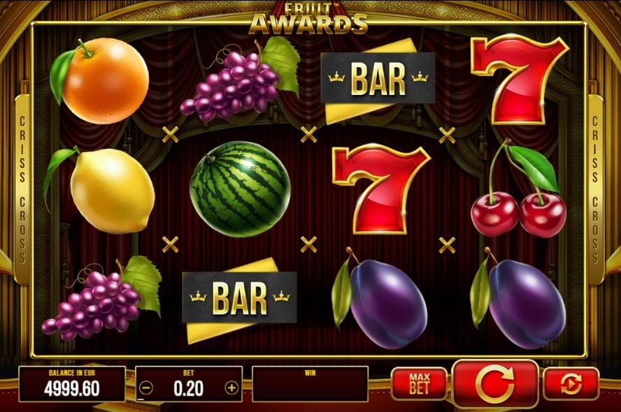 Fruit Awards Slot Machine Online Gratis