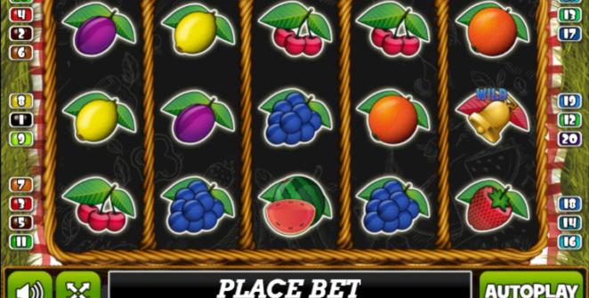 Fruit Basket Playpearls Slot Machine Online Gratis
