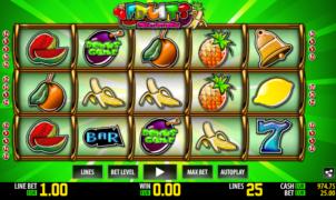 Slot MachineFruits DimensionGratis Online