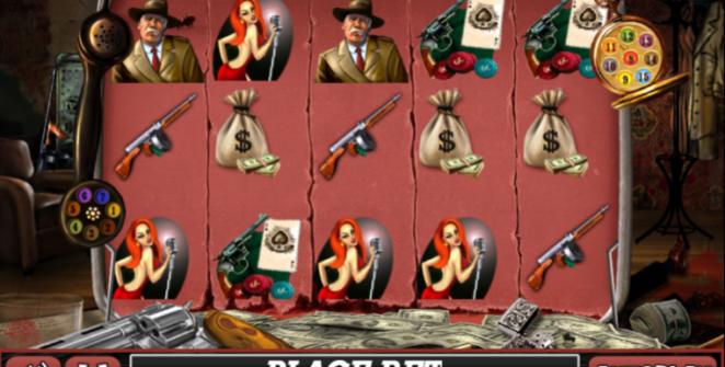 Slot MachineGangster CityGratis Online