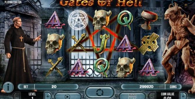 Slot Machine Gates of Hell Gratis Online