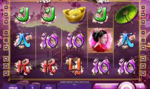 Geishas FanSlot Machine Online Gratis
