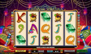 Slot MachineGenie WildGratis Online