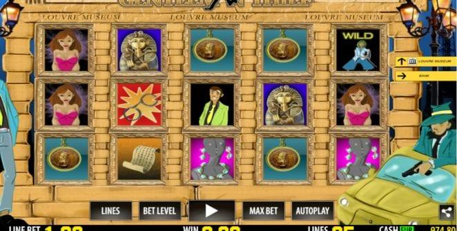 Gentleman ThiefGiochi Slot Machine Online Gratis