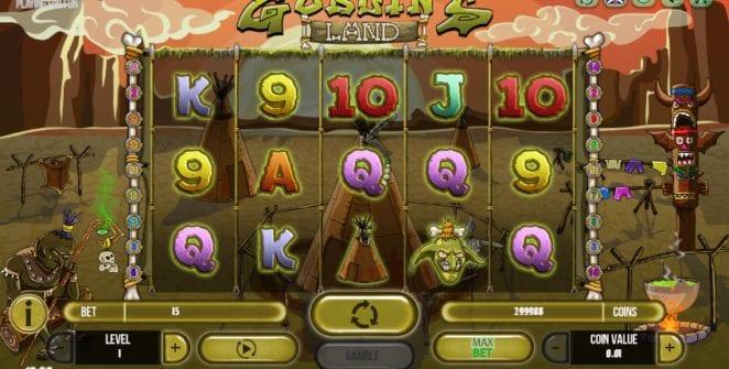 Giochi Slot Goblins Land Online Gratis