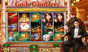 Giochi Slot God Of Gamblers Online Gratis