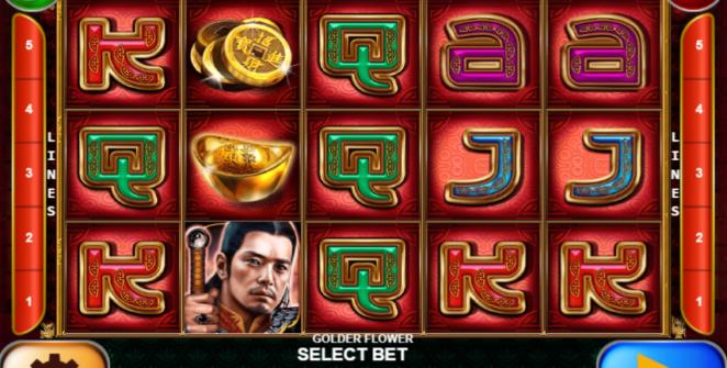 Golden Flower of Life Giochi Slot Machine Online Gratis