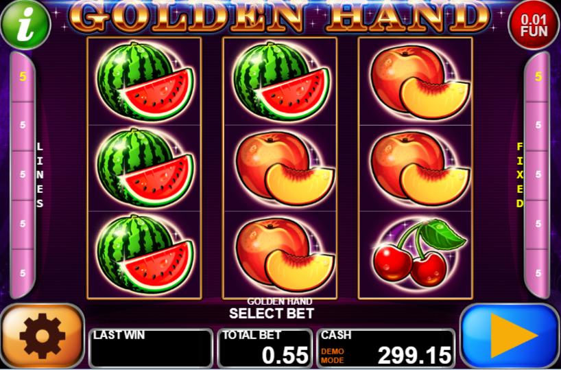 Golden Hand Giochi Slot Machine Online Gratis