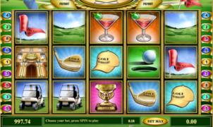 Slot MachineGolf ChampionshipGratis Online