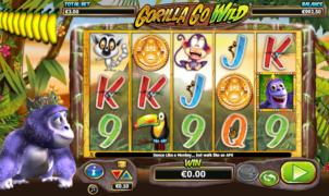 Slot MachineGorilla Go WildGratis Online