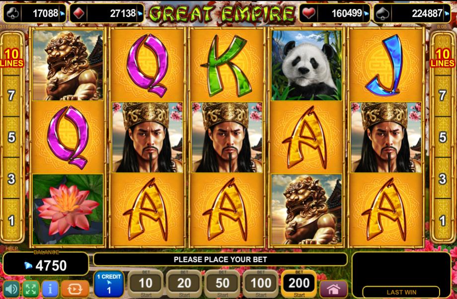 Spiele Great Gatsby - Video Slots Online
