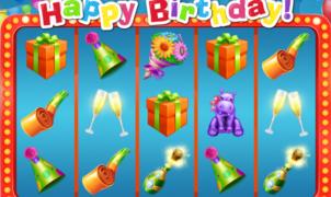 Happy Birthday EyeconSlot Machine Online Gratis