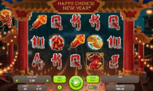 Happy Chinese New YearSlot Machine Online Gratis