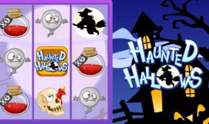 Giochi SlotHaunted HallowsOnline Gratis