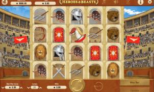 Slot MachineHeroes and BeastsGratis Online