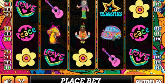 Hippie Roll Slot Machine Online Gratis