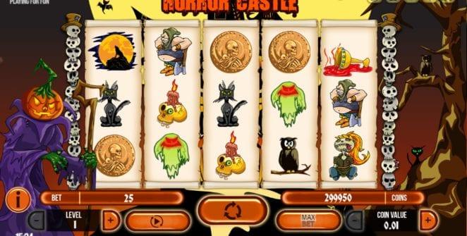 Horror Castle FugasoSlot Machine Online Gratis