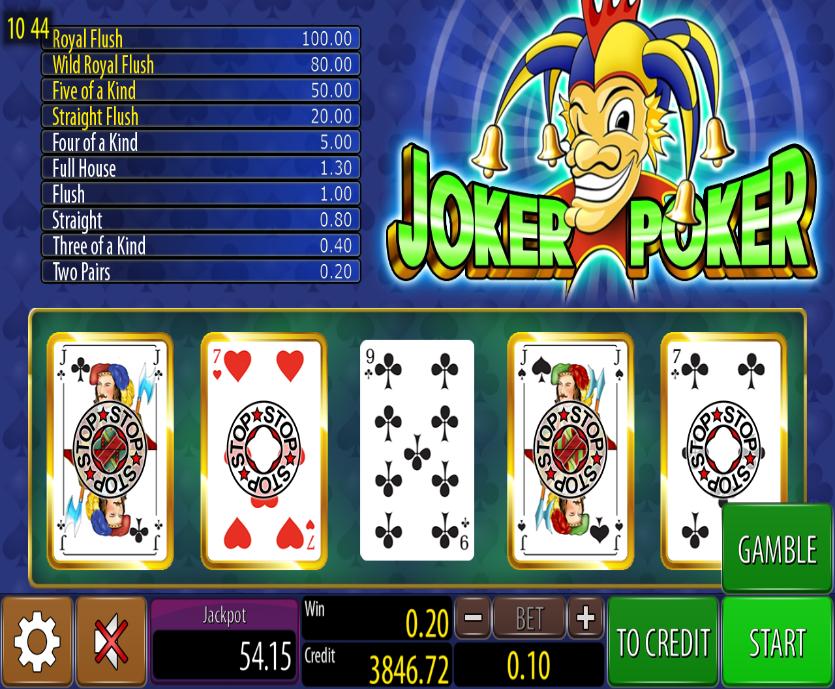 Slots Machines Gratis Poker