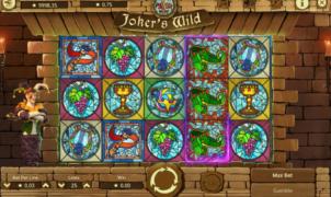 Jokers Wild BoomingSlot Machine Online Gratis