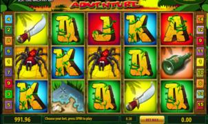 Giochi SlotJungle AdventureOnline Gratis