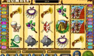 Jungle RumbleSlot Machine Online Gratis