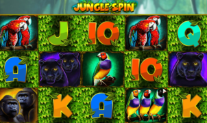 Jungle Spin Slot Machine Online Gratis