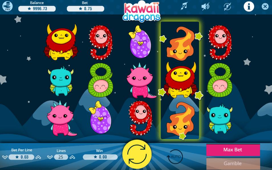 Kawaii DragonsGiochi Slot Machine Online Gratis