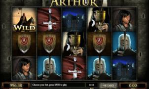 Slot MachineKing Arthur THGratis Online