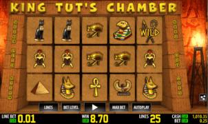 Slot MachineKing Tuts ChamberGratis Online