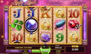 Giochi SlotLady LuckOnline Gratis