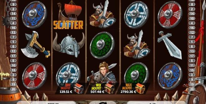 Lagertha Giochi Slot Machine Online Gratis