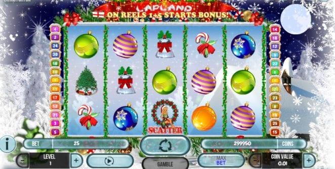 Slot Machine Lapland Gratis Online