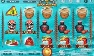 Slot MachineLegend of Qu YuanGratis Online