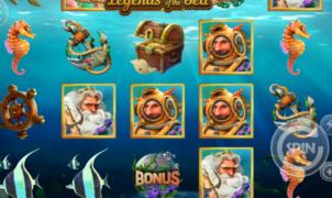 Slot Machine Legends of the Sea Gratis Online