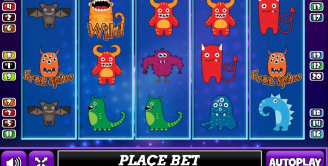 Lizard Disco Slot Machine Online Gratis