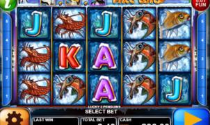 Giochi Slot Lucky 3 Penguins Online Gratis