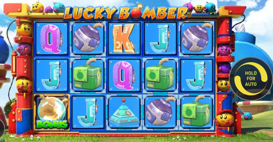Slotmaschine Lucky Gratis